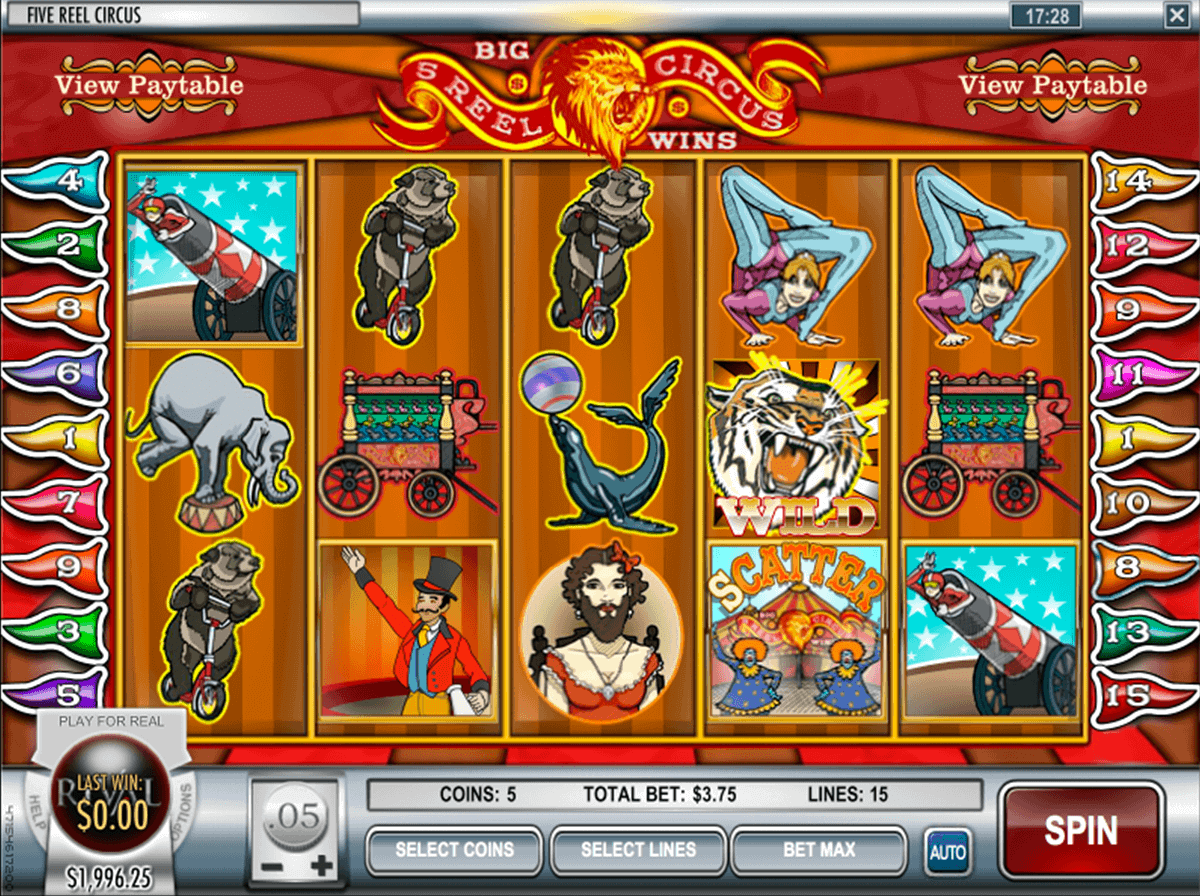 Play For Real Money Slots