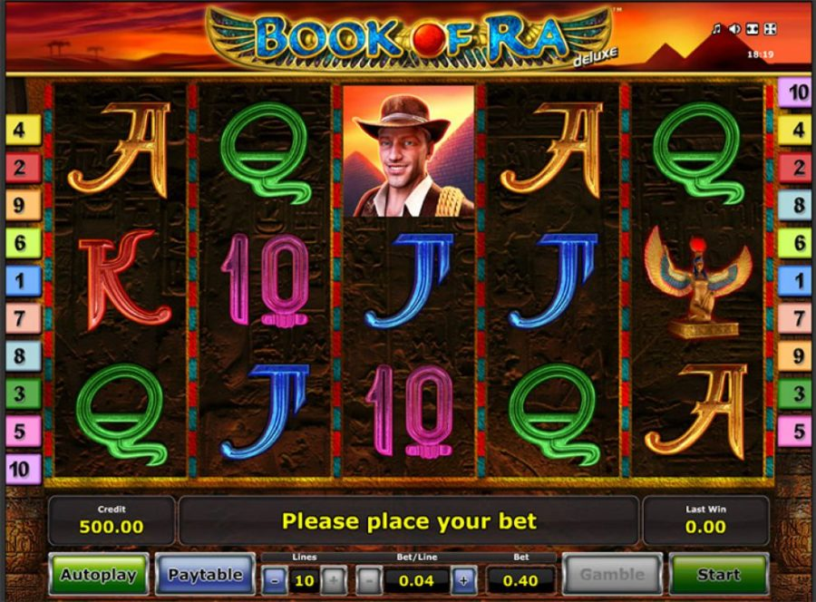 Books Of Ra Play Free