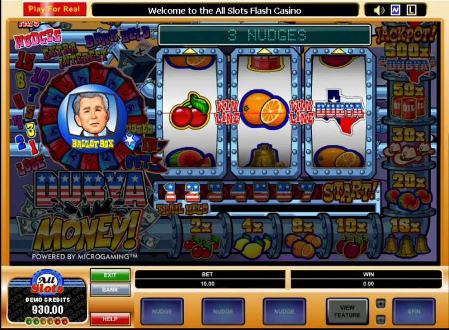 Free Slot Play For Real Money