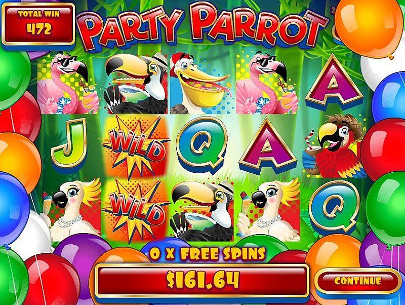 Free Slots Party Bonus