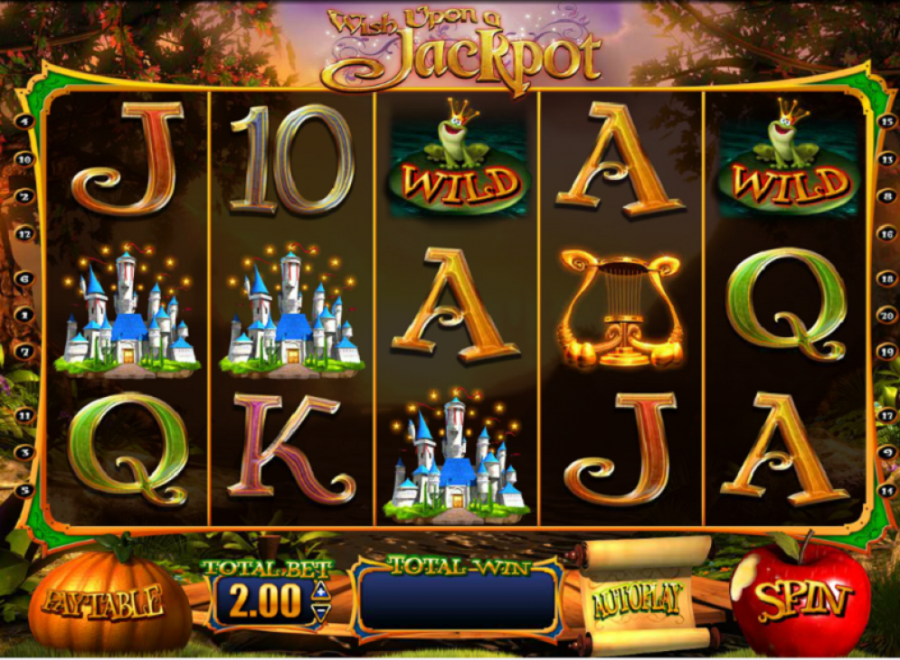 Wish upon a jackpot free play