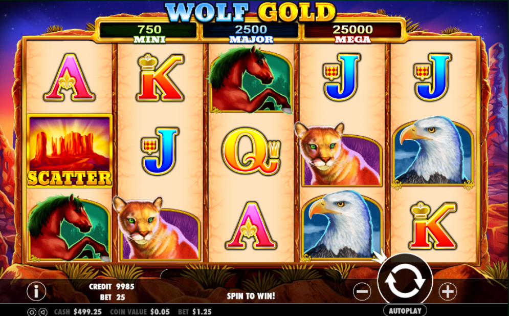 Wolf Gold Review