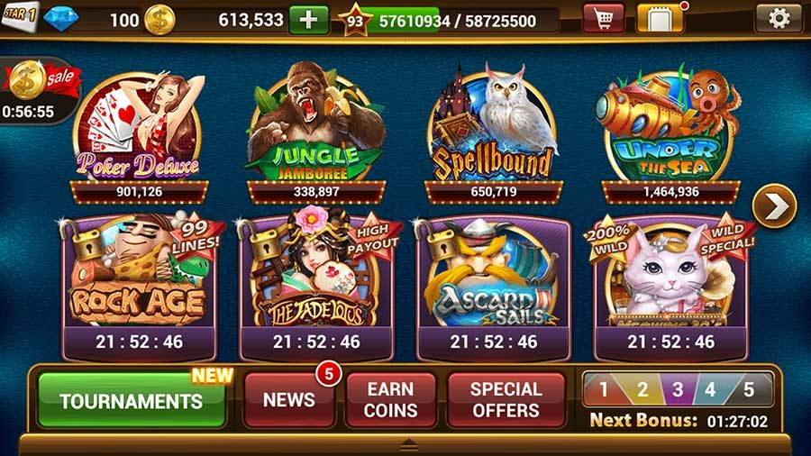 Android Slot Games Real Money