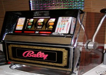 Slot machines to buy
