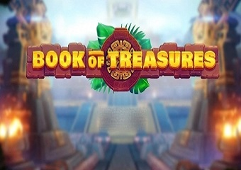 Book of Treasures Slot Machine Demo Game and Review