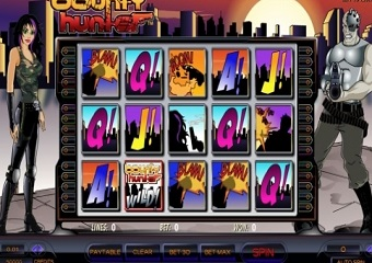 Spiele Kat Lee Bounty Hunter - Video Slots Online