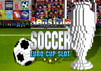 Sensible Soccer Euro Cup Slot Machine