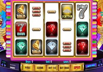 Triple Bonus Spin N Win