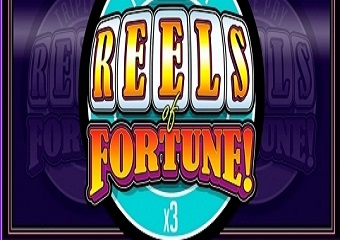 Reels Of Fortune Triple Pay Slot Machine