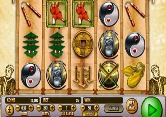 Spiele Shaolin Fortunes - Video Slots Online