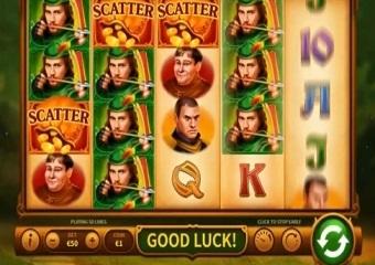Spiele Robin Hood Mega Stacks - Video Slots Online