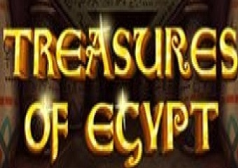 Treasures Of Egypt Slot Game